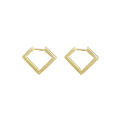 Hinged Apex Earrings