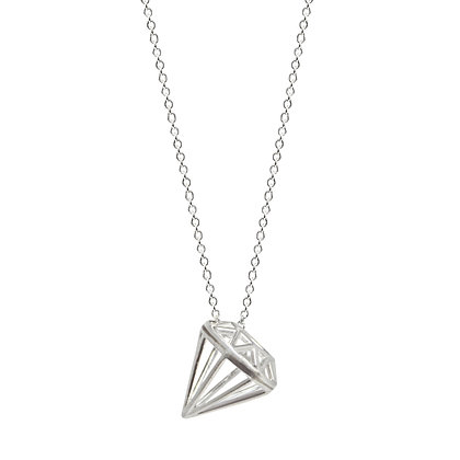 Sterling Silver Muse Necklace