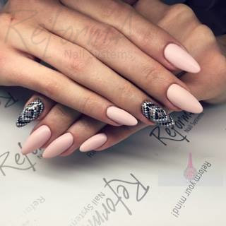 Manicure Mat Reforma white 380х270