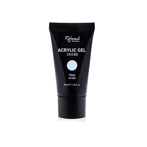 Acrylic Gel Clear 30ml