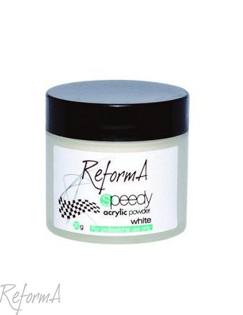 SPEEDY White Acrylic Powder 20g