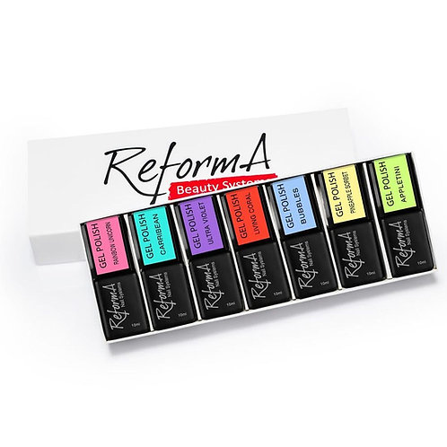 Color IN Set, 7 X 10ml