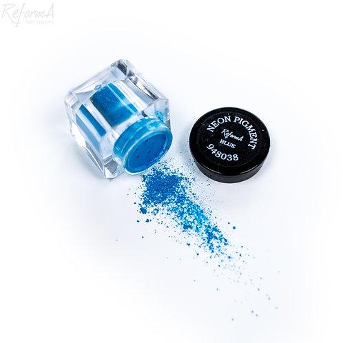 Neon Pigment- Blue