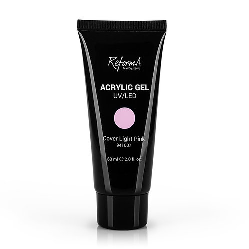 Acrylic Gel Cover Light Pink 60ml