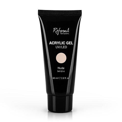 Acrylic Gel Nude 60ml