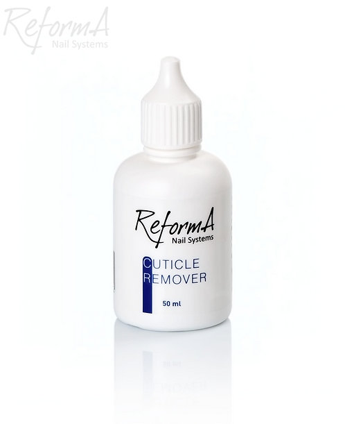 Cuticle Remover 50ml - new formula, quick effect