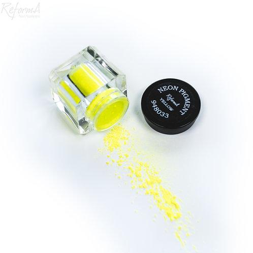 Neon Pigment- Yelow