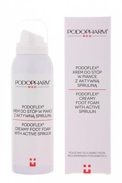PODOFLEX® Creamy foot foam with active spirulin