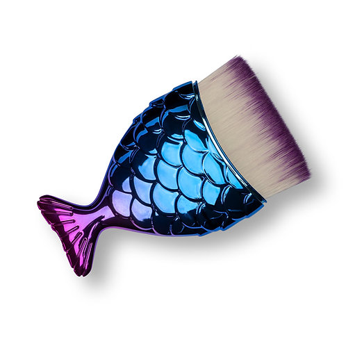 Fish Brush for dust cleaning
