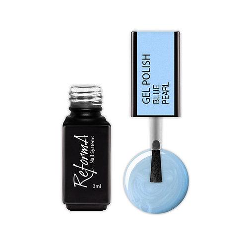 Gel Polish - Pearl Blue, 3ml