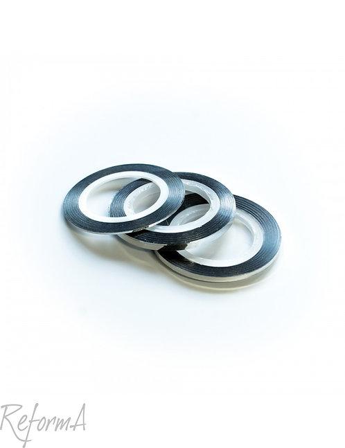 Design Tape - Silver 3mm