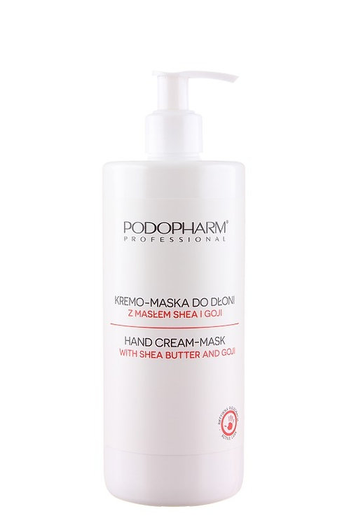 Hand cream-mask with shea butter and goji 75ml