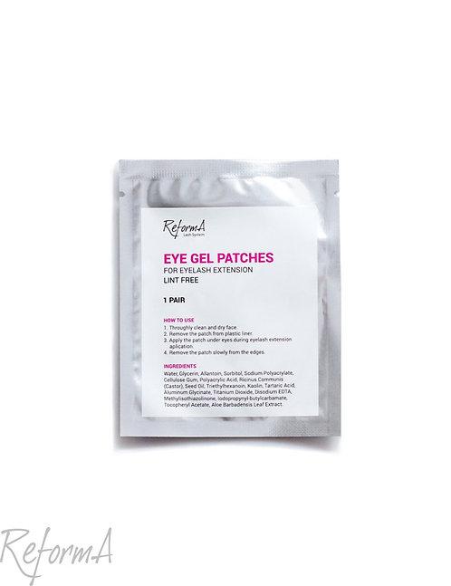 Eye Gel Patch 7.6x2.9 cm (matt bag)