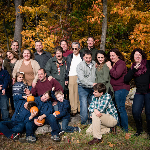 Large Family Session