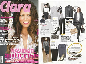 Clara Magazine Spain