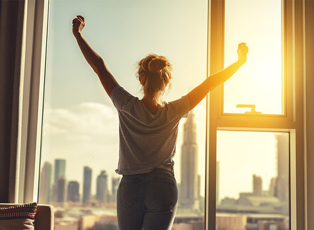 6 Easy Ways to Wake up Feeling Refreshed