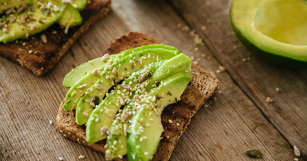 avocado ot top of toast