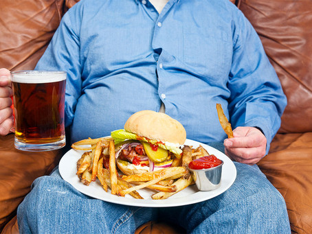 3 Reasons Why You're Overeating & Ways to Stop
