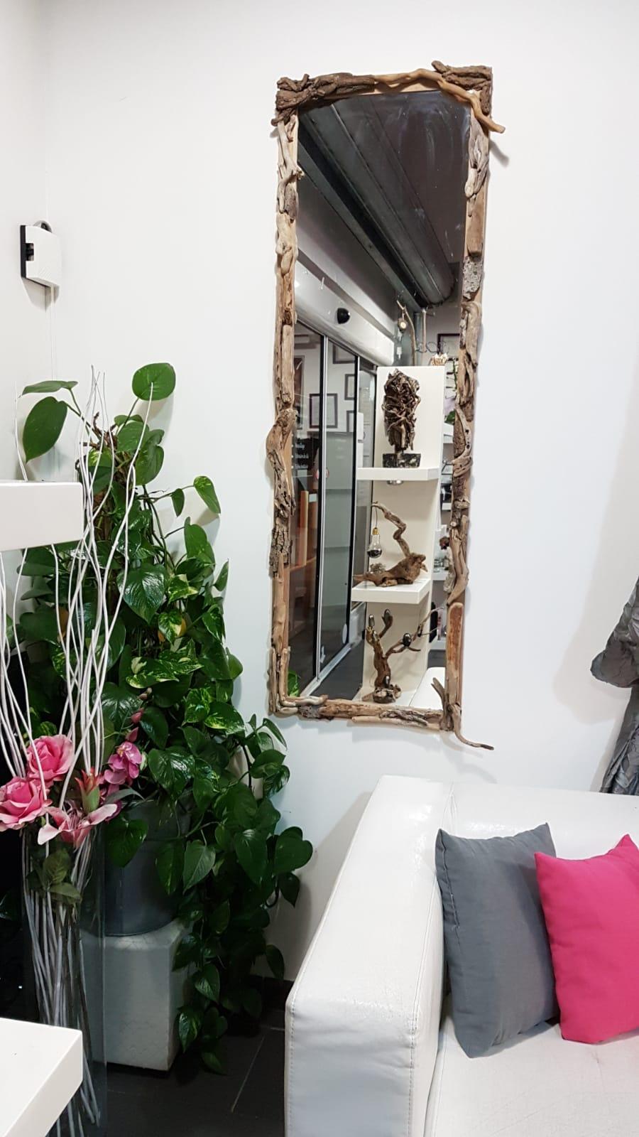 Miroir Salon de Beauté
