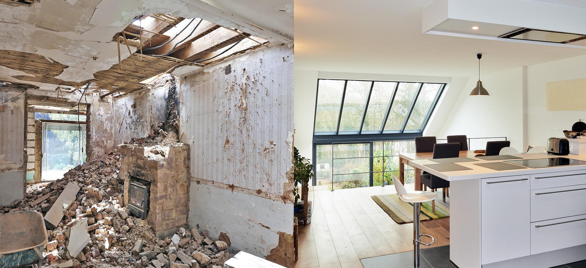 Rénovation pour PARTICULIERS