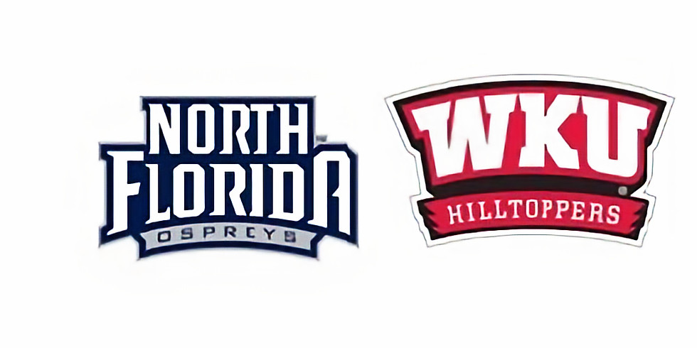 2021 First Coast Classic hosted by UNF and WKU