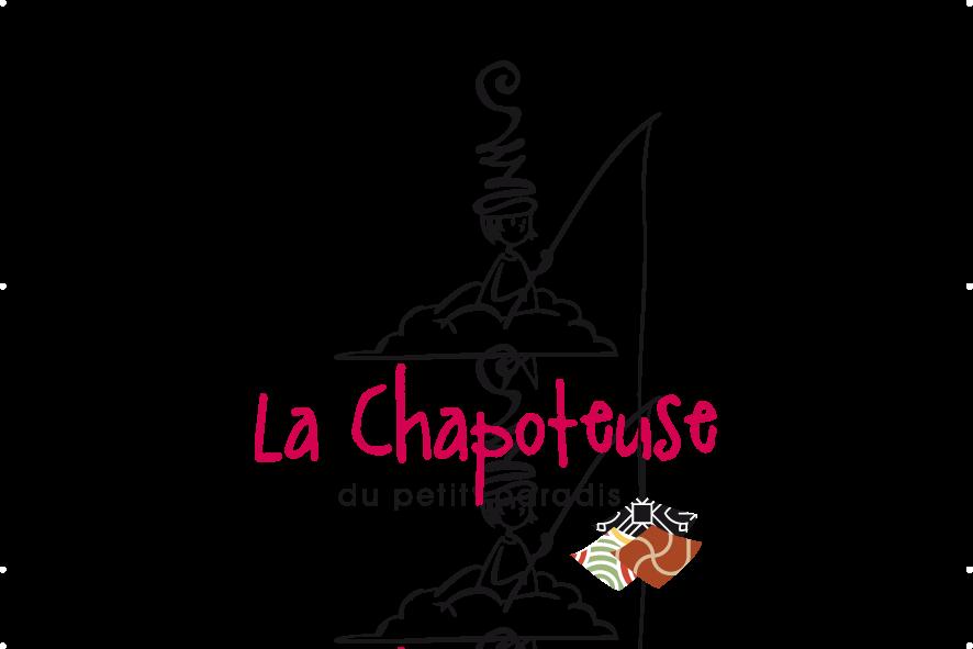 Logo / La Chapoteuse