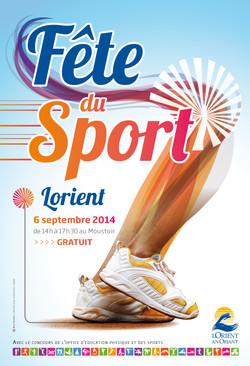 Affiche / Fête du sport