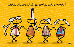Illustrations / boite biscuits