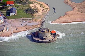 Le Fort d'AMBLETEUSE (62)