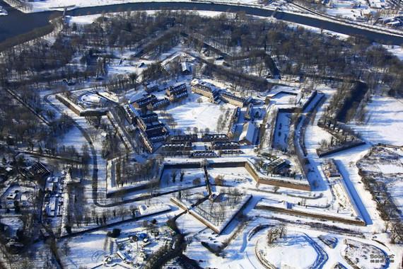La citadelle de LILLE (59)