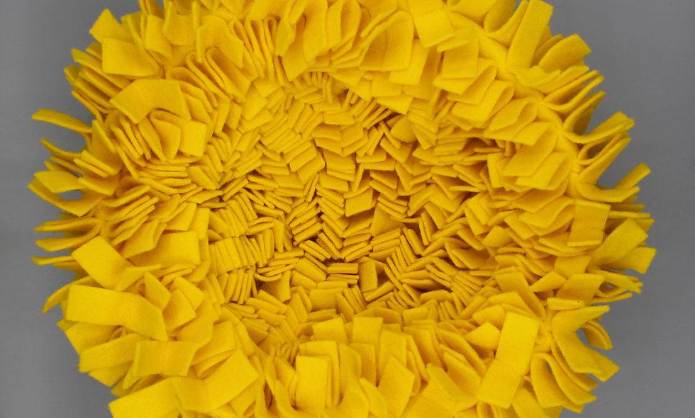 Textiles Schalenobjekt