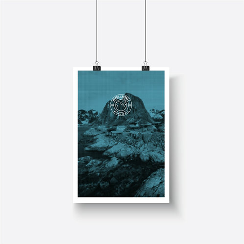 Poster – Norwegen