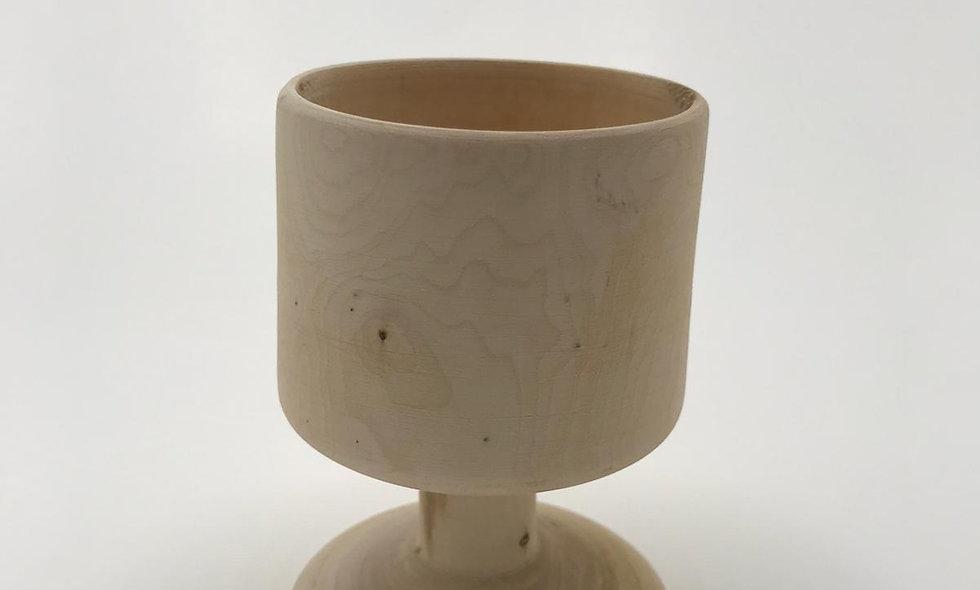 Holz – Vase