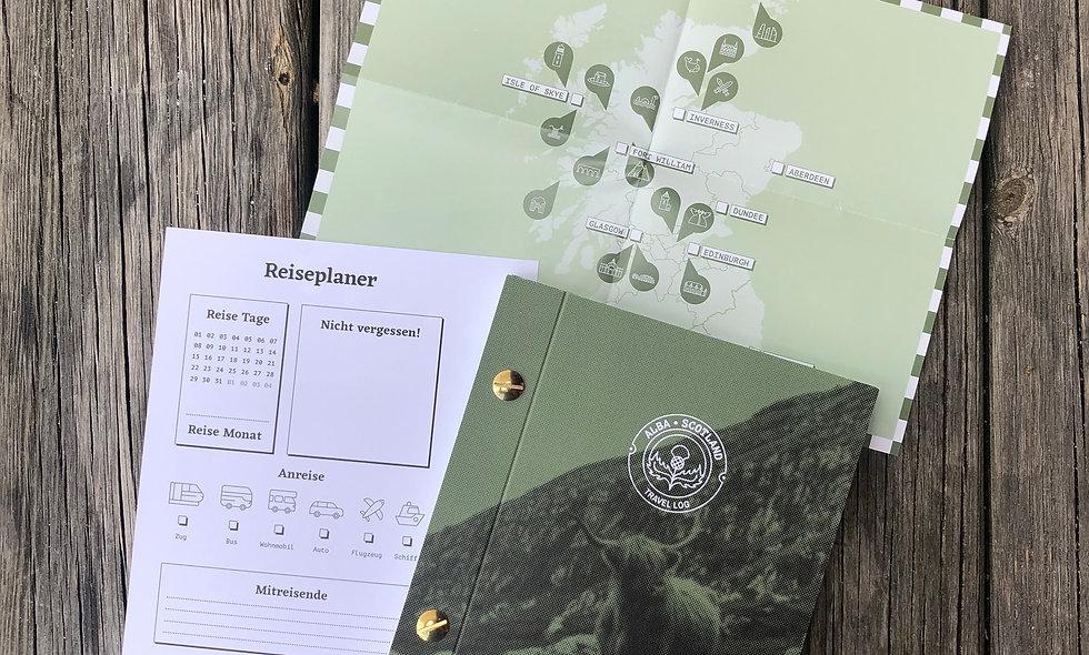 Reisetagebuch – Schottland