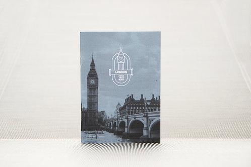 Reisetagebuch London – mit Reiseplaner für 72 h in London