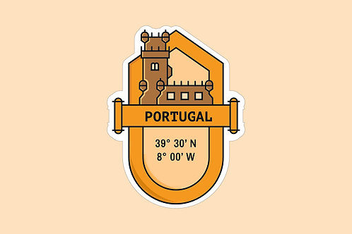 Sticker Portugal