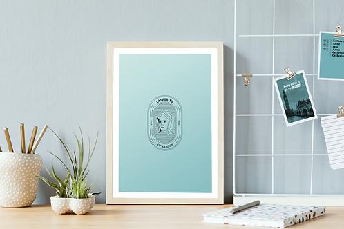 Poster –Katharina von Aragon