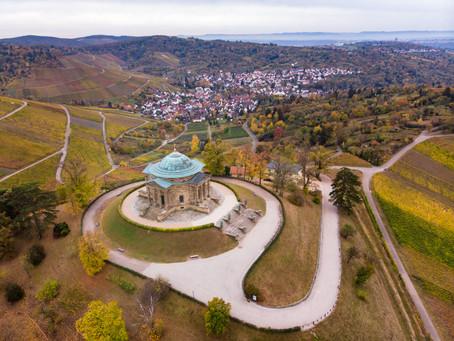 Sight-Check: Grabkapelle auf dem Württemberg