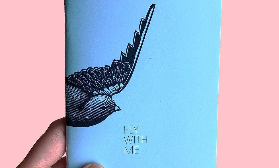 Notizheft – Vogel
