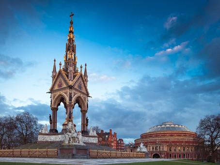 Sight-Check: Albert Memorial in London