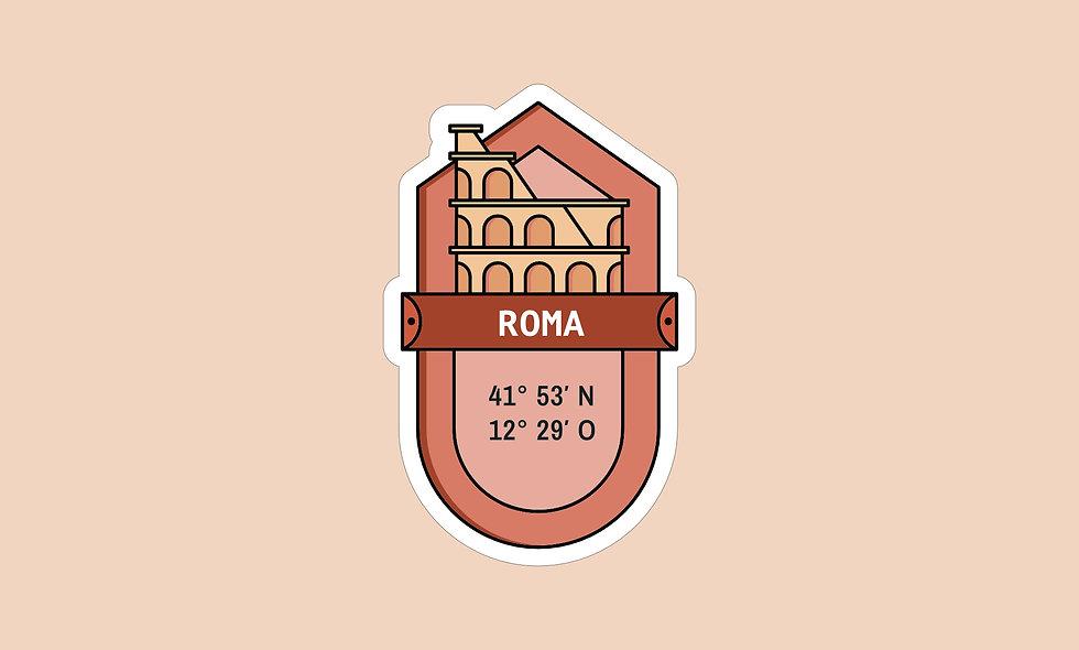 Sticker – Rom