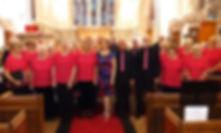Choir at St Thomas church Newhey.jpg