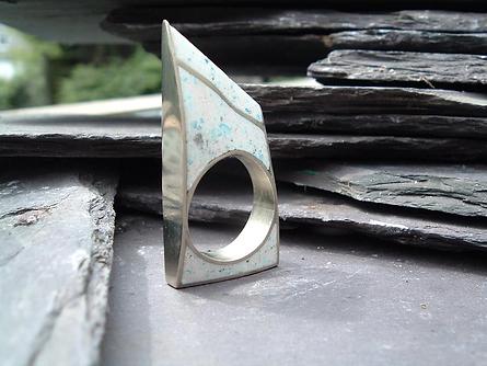 Mr genius design, contemporary Scottish jewellery