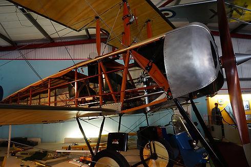 Avro 504j replica