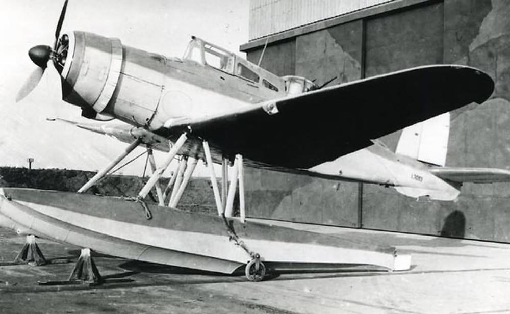 Blackburn Roc Floatplane