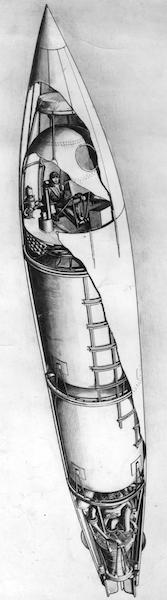 Megaroc Rocket