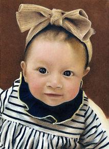 baby 肖像画 赤ちゃん
