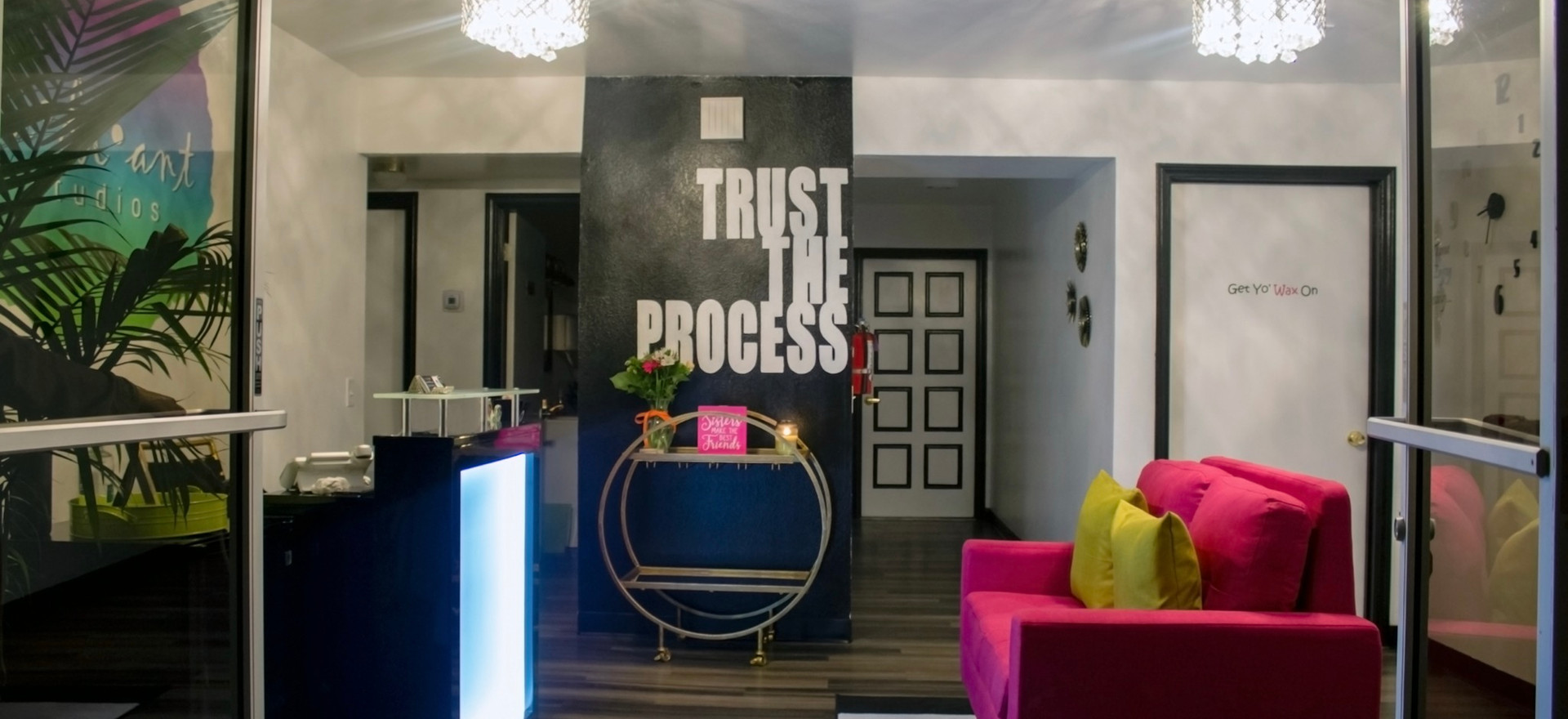 Just Trust Your Process