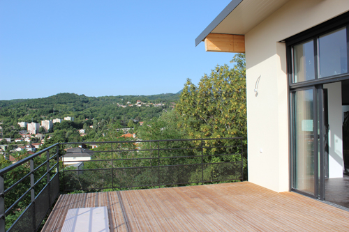Terrasse panoramique
