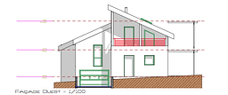 Villa à Durtol - X-éO Architectes (2010)